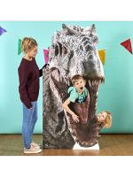 Jurassic World Dinosaur Indominus Rex Dinosaur Stand In
