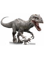 Official Jurassic World Indominus Rex Dinosaur (side view)