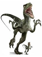 Official Jurassic World Charlie (Raptor) Dinosaur