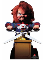 Chucky Doll with Scissors