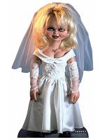 Tiffany Doll Bride of Chucky Cardboard Cutout