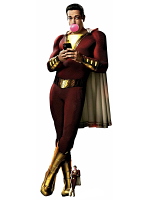 Shazam Bubblegum (Zachary Levi) Live Action