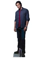 Sam Winchester Red Shirt (Jared Padalecki Supernatural)
