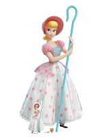 Bo Peep Classic Pink and White Polka Dot Dress Toy Story 4
