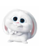 Snowball the Rabbit Secret Life of Pets Cardboard Cutout
