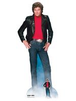 Michael Knight David Hasselhoff Knight Rider Lifesize Cardboard Cutout