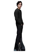 Lifesize Cardboard Cutout Jughead Jones (Cole Sprouse) Riverdale