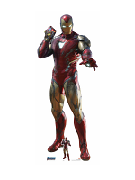 Iron Man Infinity Gauntlet Avengers: Endgame Collectors Edition Lifesize Cardboard Cutout