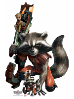 Rocket Raccoon  Baby Groot Most Wanted