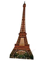 Eiffel Tower French Landmark