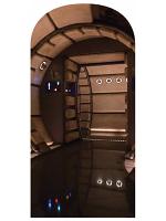 Millennium Falcon Corridor