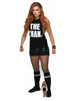 WWE Becky Lynch Shorts aka Rebecca Quin Life-size Cardboard Cutout