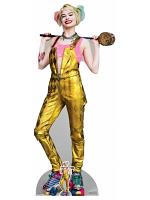 Harley Quinn Gold Jumpsuit Margot Robbie Birds of Prey