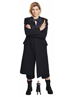 13th Doctor Who Jodie Whittaker Spyfall Suit Lifesize Cardboard Cutout