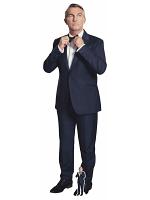 Bradley Walsh Graham Spyfall Suit Doctor Who Lifesize Cardboard Cutout