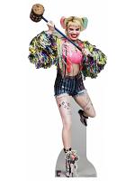 Harley Quinn Swinging Mallet Margot Robbie Birds of Prey