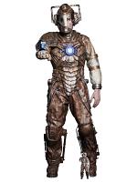 Ashad The Lone Cyberman Doctor Who Lifesize Cardboard Cutout