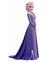 Elsa Violet Dress Cardboard Cutout
