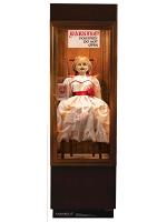 Annabelle Possessed Doll Glass Case