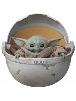 Baby Yoda In Pod Cardboard Cutout