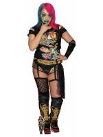 Asuka WWE Life-size Cardboard Cutout with Free Mini Standee
