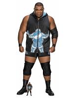 Keith Lee WWE Life-size Cardboard Cutout with Free Mini Standee
