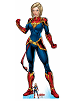 Captain Marvel Super Hero
