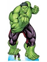 Hulk Lifesize Cardboard Cutout