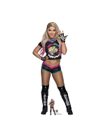 Alexa Bliss Hands on Hips Lifesize Cardboard Cutout With Free Mini Standee