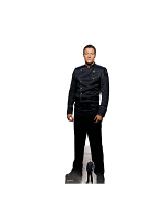 Karl C. Agathon Helo Tahmoh Penikett Battlestar Galactica Lifesize Cardboard Standee with Free Mini Standee