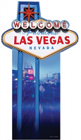 Vegas Sign - Cardboard Cutout