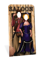 Wild West Stand In - Cardboard Cutout