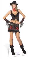 Cowgirl babe - Cardboard Cutout