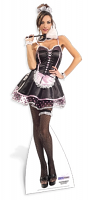 French Maid - Cardboard Cutout