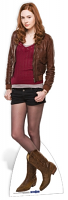 Amy Pond - Cardboard Cutout