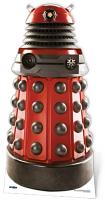Dalek Drone (Red) - Cardboard Cutout