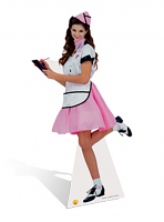 Soda Pop Girl - Cardboard Cutout