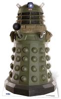 Wartime Dalek (Ironside) - Cardboard Cutout