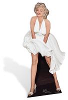 Marilyn Monroe - Cardboard Cutout