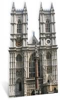 Westminster Abbey - Cardboard Cutout