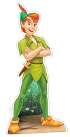 Peter Pan - Cardboard Cutout