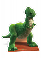 Rex the Dinosaur - Cardboard Cutout