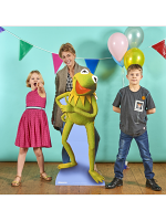 Kermit the Frog The Muppets Official Disney Cardboard Cutout