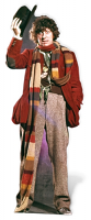 Tom Baker - 4th Doctor - Cardboard Cutout
