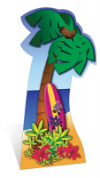 Palm Tree - Cardboard Cutout