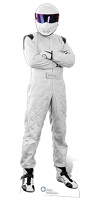 The Stig - Cardboard Cutout