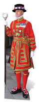 Beefeater - Cardboard Cutout