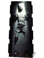 Han Solo - Carbonite Star Wars Official Cardboard Cutout