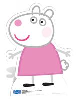 Suzy Sheep Star-Mini - Cardboard Cutout