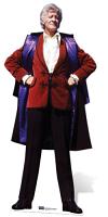 Jon Pertwee (3rd Doctor) - Cardboard Cutout